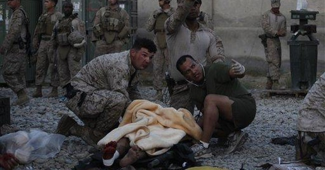 The private worry of US Marines in Afghanistan