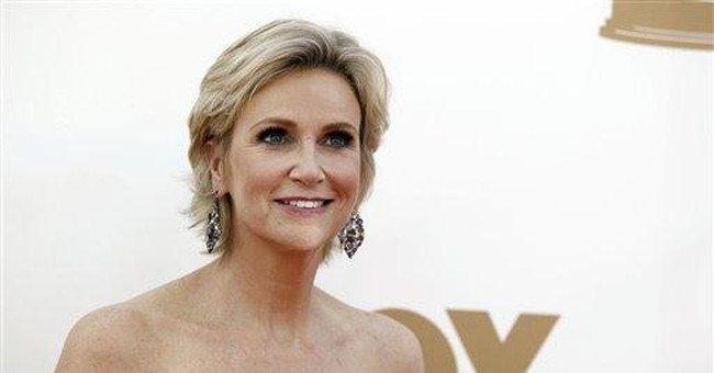 Jane Lynch not sure she wants to host Emmys again
