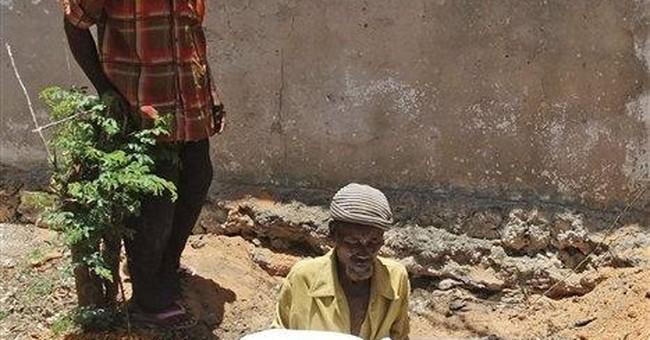 Cholera, measles to hit Somalia famine victims
