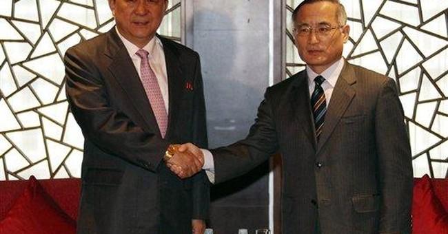 Rival Koreas met, but no progress on nuclear talks