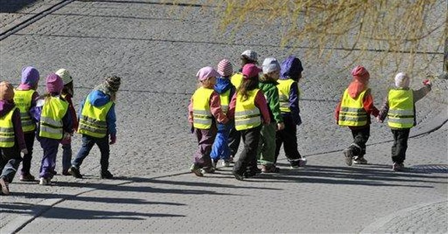 Swedish daycare centers use GPS to track children