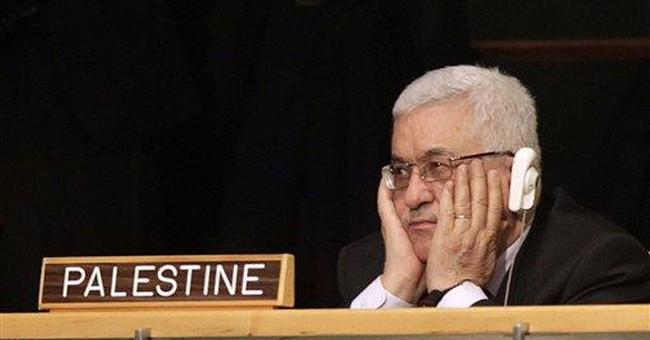 Palestinians undeterred in UN statehood bid
