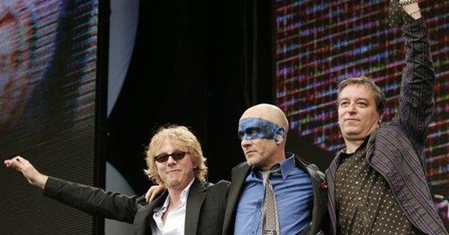 The end of the world: R.E.M. calling it quits