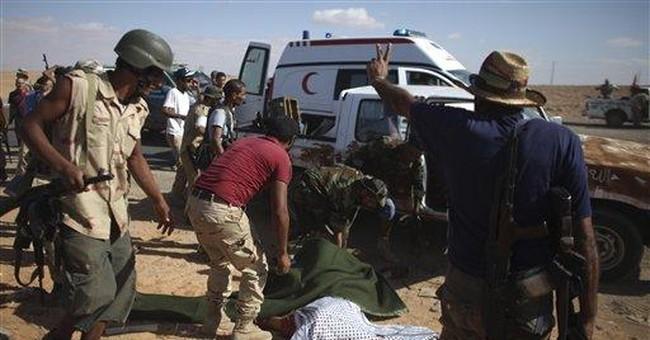 US ambassador returns to Libya