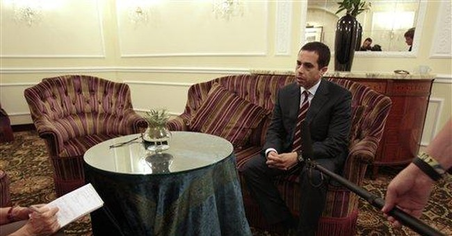 AP Interview: Libyan royal offers to help homeland