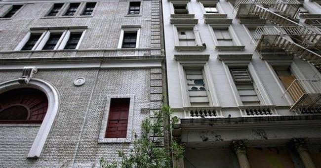 Islamic center opens its doors near ground zero