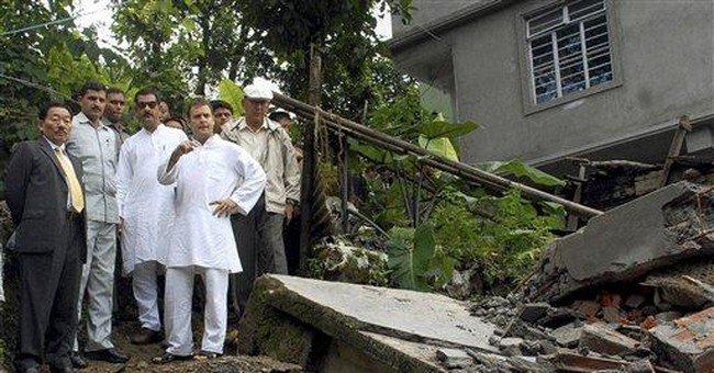 17 dead in landslides at plant hit by India quake