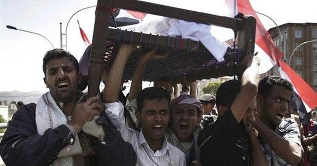 15 killed in renewed violence in Yemeni capital