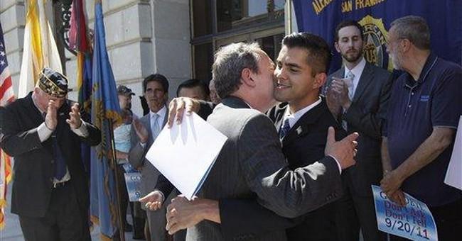 Gov't opposes full severance pay for military gays