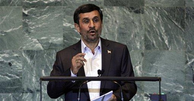 US walks out as Iran delivers anti-US speech