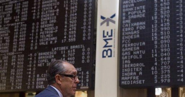 Stocks nosedive amid fears of new global recession