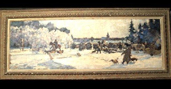 Poland receives 2 stolen paintings seized in NY