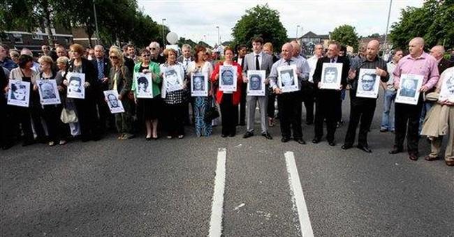 UK to pay victims over 1972 Bloody Sunday massacre