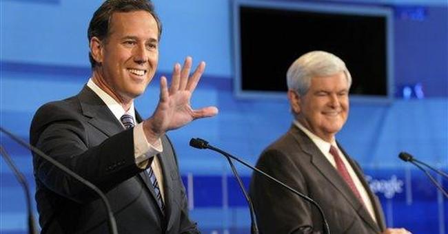 Santorum: 'Don't ask, don't tell' repeal foolish