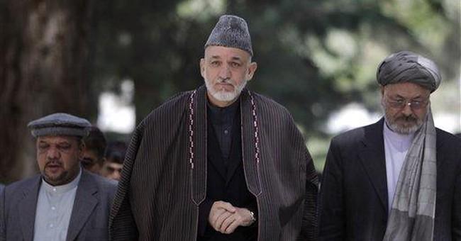 Afghan president: Rabbani's killer was impostor