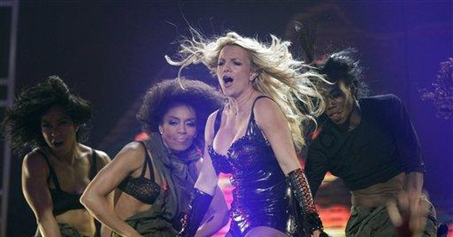AP Interview: Britney Spears looking forward to 30