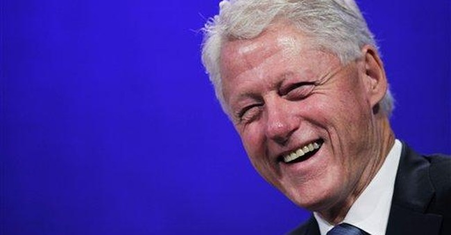 Bill Clinton book on economy out in November