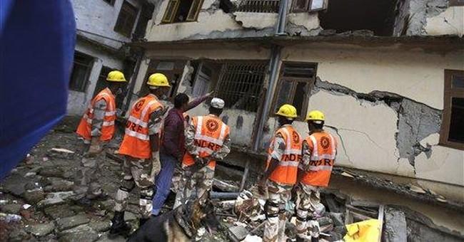 Soldiers reach last of India's quake-hit villages