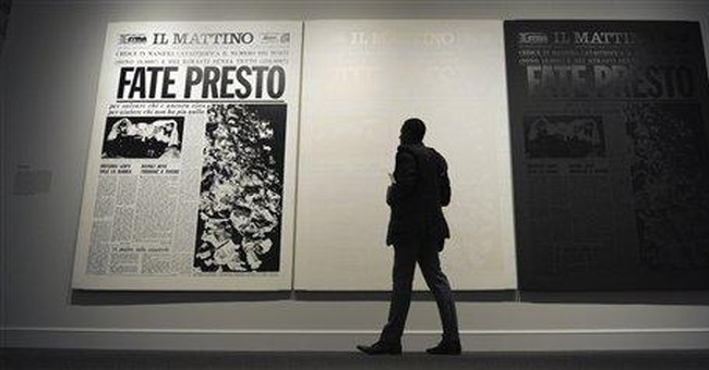 Andy Warhol's art takes stage on National Mall