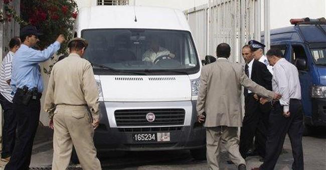 Morocco bombing suspect denies involvement