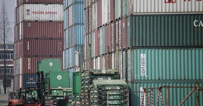 Survey shows China manufacturing stagnant in Sept