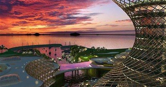 AP Exclusive: Caesars plans hotel in Hainan, China