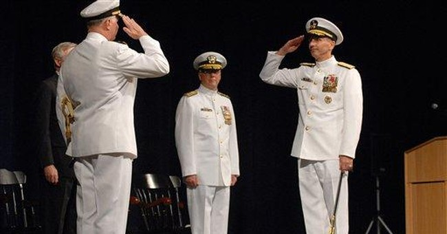 Pa. native new chief of naval operations