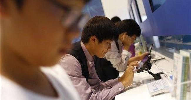 AP Interview: Samsung to step up Apple patent war