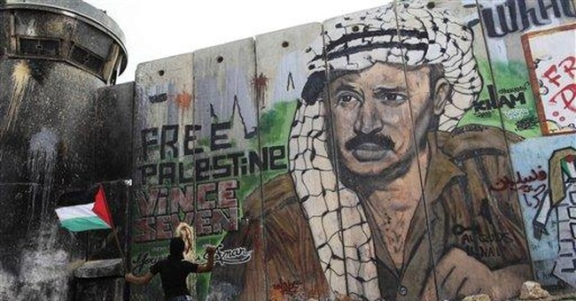 Palestinian leader rejects intl peace blueprint
