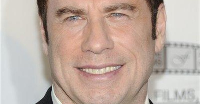 Travolta visits Gotti widow to research new movie