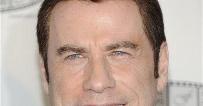 Travolta visits Gotti widow to research new movie