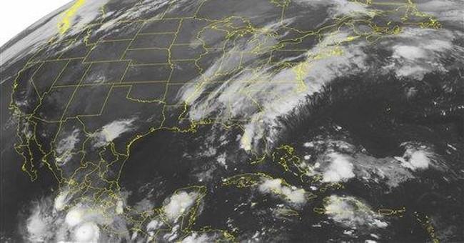 Hurricane Hilary moving away from Mexico's coast
