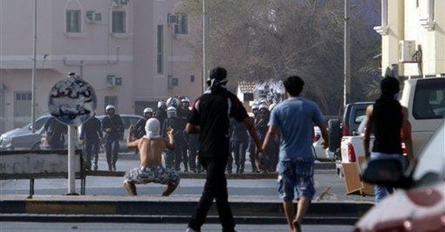 Scattered clashes in Bahrain before tense election