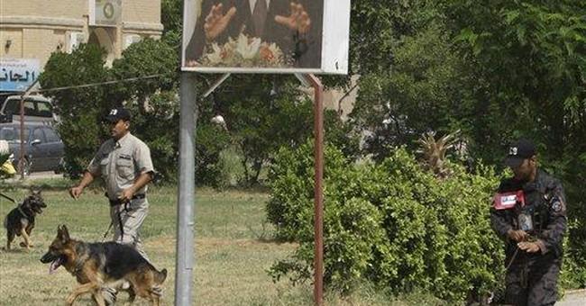 Iraqi police: Bombs kill 5 in Baghdad