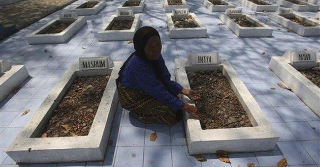 Massacred village in Indonesia awaits Dutch amends