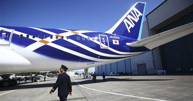 Boeing to deliver first 787 after years of delays