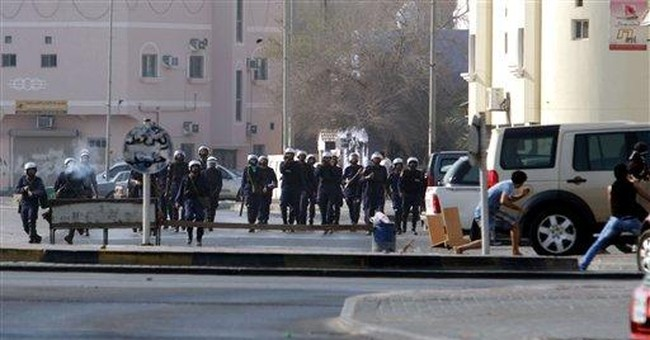 Heavy security in Bahrain for parliament elections