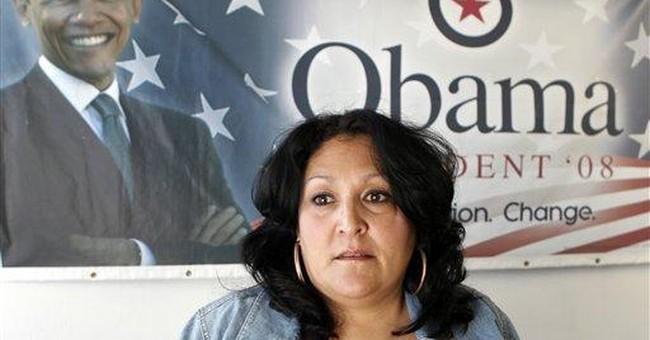 Obama's likability is keeping him afloat