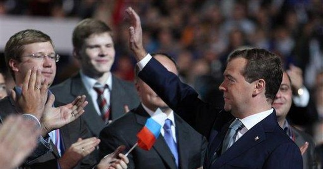 Russian finance minister out after Medvedev spat