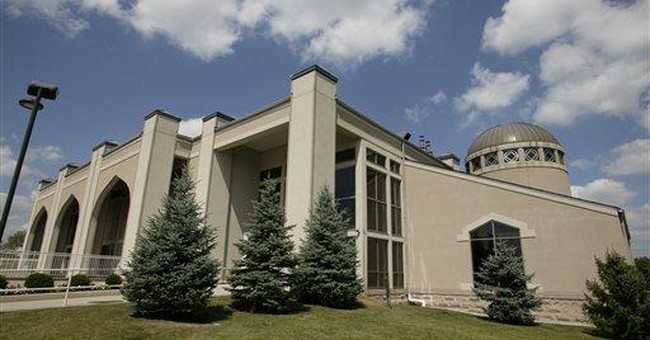Ohio mosque designed to blend in, not stand out