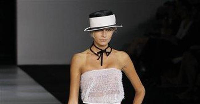 Italian designers opt for ladylike chic