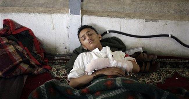 Yemeni president's troops kill 40 in new battles