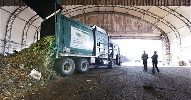 Odor complaints abound for Seattle's composter