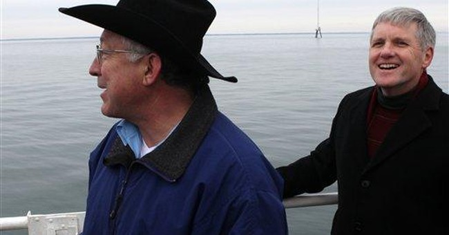 Merger may impact nation's 1st offshore wind farm