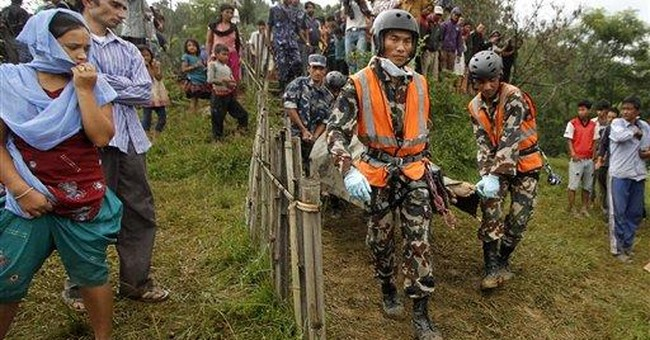 Tourist flight crashes in Nepal, killing 19 aboard