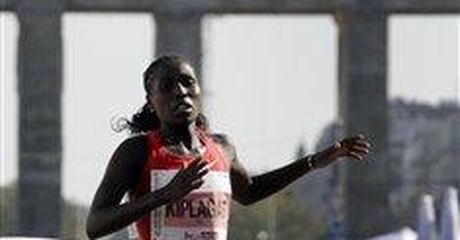 Makau sets world record in Berlin Marathon