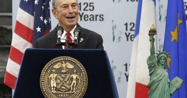 NYC's Bloomberg says Obama could be re-elected