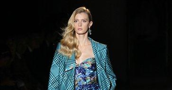 Ferragamo travels from tropics to red carpet