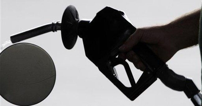 The upside of economic worries: Lower gas prices