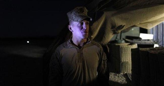 US Marines find rewards in Afghanistan